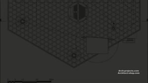 آموزش مدلسازی سقف در راینو