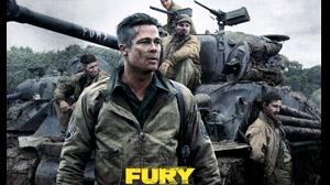 خشم - Fury 2014
