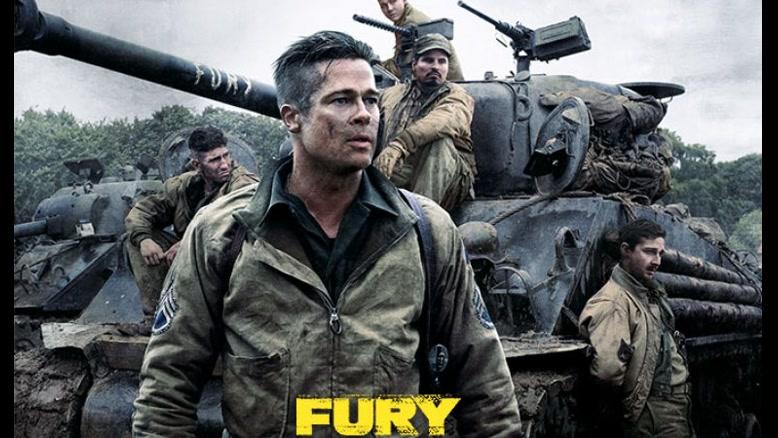 خشم - Fury ۲۰۱۴