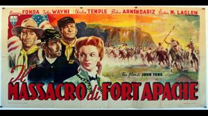 قلعه آپاچی - Fort Apache 1948