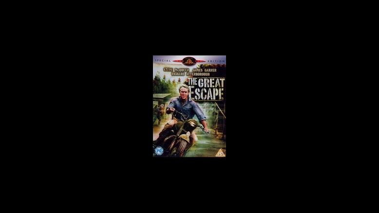 فرار بزرگ - The Great Escape ۱۹۶۳