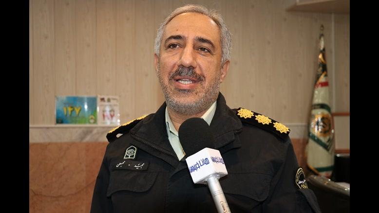 عملکرد یک ماهه منطقه انتظامی بوکان تشریح شد