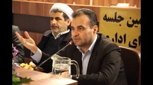 سخنان فرماندار بوکان در چهارمین جلسه شورای اداری شهرستان