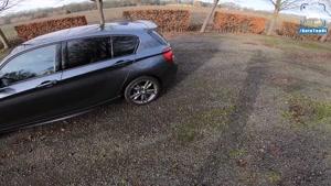 تست رانندگی BMW M135i