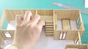 خانه چوبی مدرن