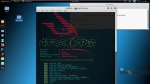 آموزش و معرفی ابزار DracNmap در سیستم عامل کالی لینوکس
