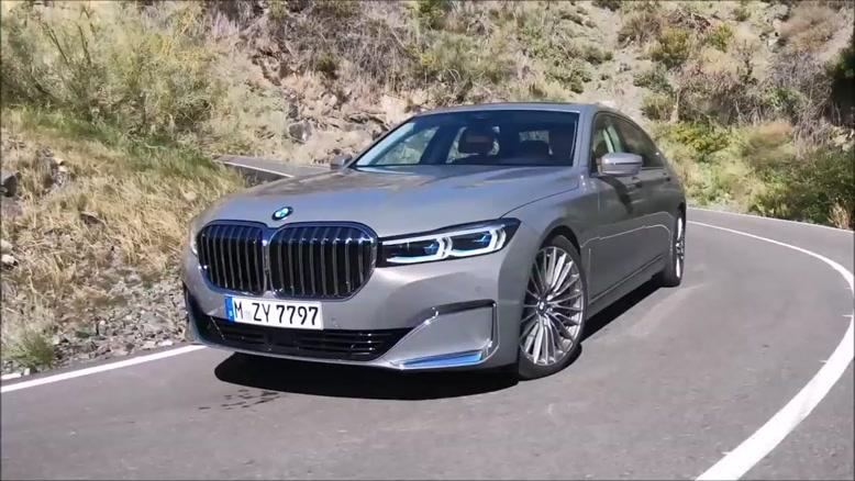 رونمایی از محصول جدید BMW ۷ Series
