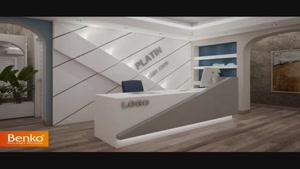 روشنایی و طراحی | مبلمان اداری بنکو | ۲۶۱۰۰۷۸۲