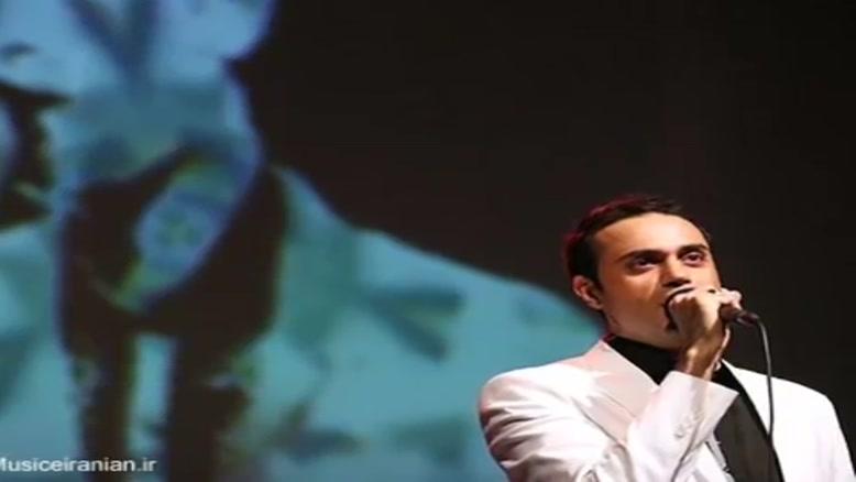 موزیک ویدیو خاکستر شب از حمید حامی