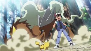 انیمیشن ژاپنی پوکمون:تورا انتخاب میکنم Pokémon:I Choose You 2017 دوبله