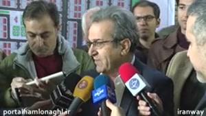 تهران نیاز به سه شهرک حمل و نقل دارد