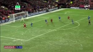 خلاصه بازی لیورپول ۱ - لسترسیتی ۱