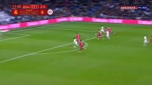 خلاصه بازی رئال مادرید - خیرونا