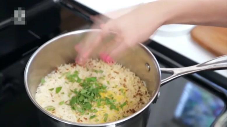 طرز تهیه برنج و زیره