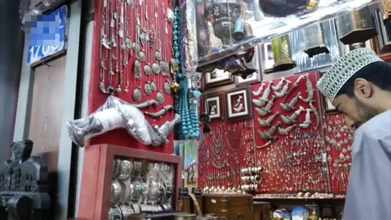 سفرنامه غذا در عمان قسمت 3