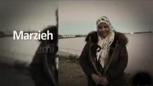 دستگیری مرضیه هاشمی خبرنگار مسلمان