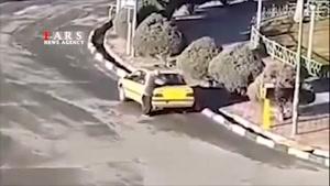 اولین فیلم از لحظه تیراندازی به شهرداری هشتگرد