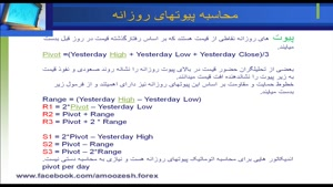 آموزش فارکس -رضا گلشنیان - ۱۵