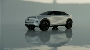 خودروی جدید اینفینیتی QX مدل 2020