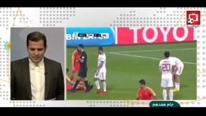 اخبار جام ملت ها انتخاب کریس بیت به عنوان داور ایران - ژاپن