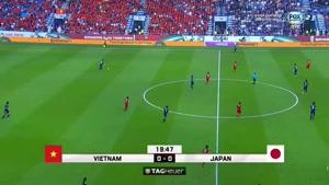 بازی کامل ژاپن و ویتنام -جام ملتهای آسیا 2019