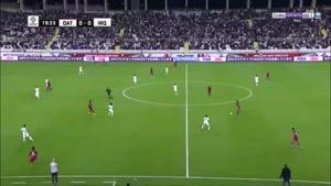 بازی کامل قطر و عراق در جام ملت های آسیا 2019