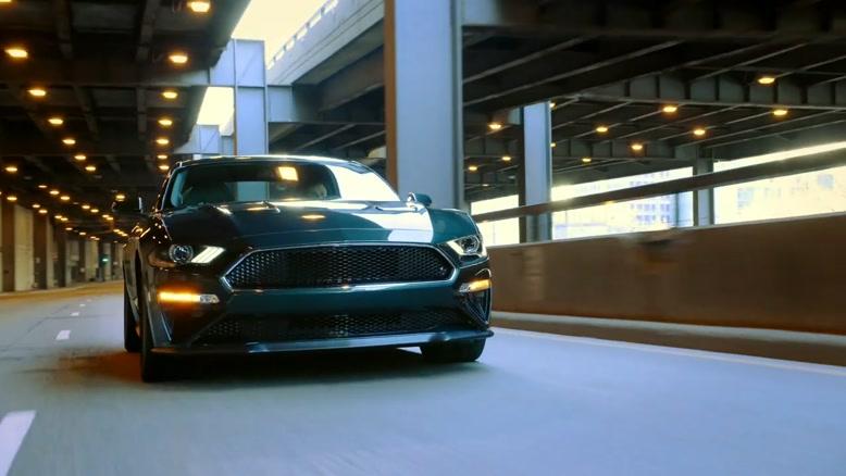 کلیپی از خودروی اسپورت و لوکس فورد موستانگ ۲۰۱۹
