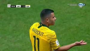 بازی کامل امارات و استرالیا -جام ملتهای آسیا 2019