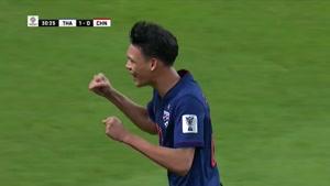 خلاصه بازی تایلند و چین- جام ملتهای آسیا 2019