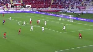 خلاصه بازی کرهجنوبی 2 - چین 0