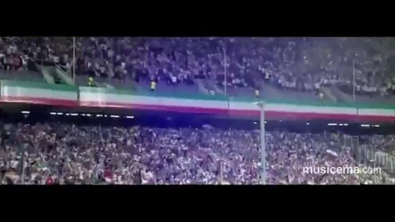 موزیک ویدئو جدید ۱۱ستاره از سالار عقیلی برای تیم ملی فوتبال ایران