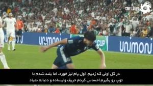 بازیکن ژاپنی : فهمیدم هیچ بازیکنی از ایران دنبالم نمیآید!