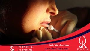 تزریق ژل | تزریق ژل لب | فیلم تزریق ژل | کلینیک پوست و مو رز | 13
