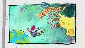 انیمیشن سریالی کاپیتان زیرشلواری دوبله فارسی قسمت هفت