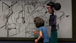 انیمیشن آموزش زبان انگلیسی داستان های  آرکادیا قسمت سه