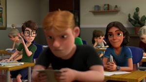 انیمیشن آموزش زبان انگلیسی داستان های  آرکادیا قسمت هشت