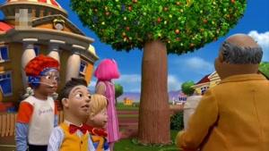 انیمیشن آموزش زبان انگلیسی Lazy town قسمت شصت و هشت