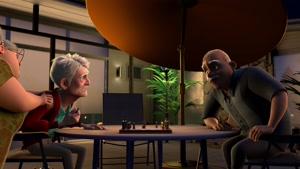 انیمیشن آموزش زبان انگلیسی داستان های  آرکادیا قسمت یازده