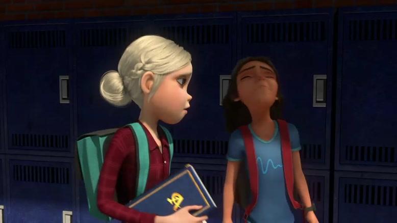 انیمیشن آموزش زبان انگلیسی داستان های  آرکادیا قسمت دوازده