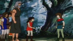 انیمیشن رابین هود دوبله فارسی  دیو شکست ناپذیر