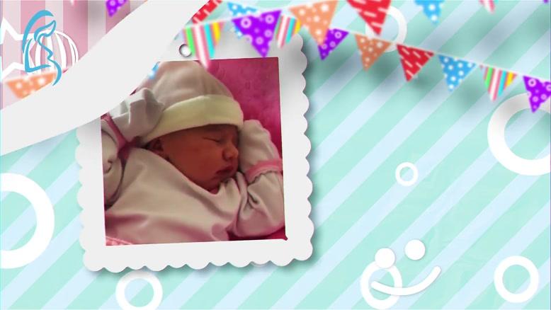 نوزادهای متولد شده در یک روز