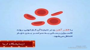 فقر آهن و کم خونی