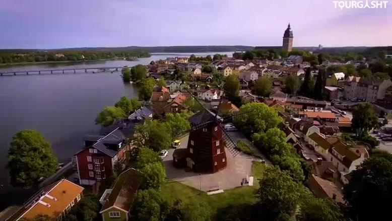 نگاهی کلی به کشور زیبای سوئد
