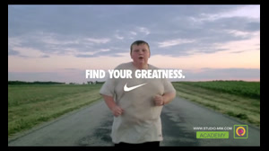 تیزر تبلیغاتی برند نایک -Find Your Greatness