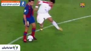 تبریک تولد ژاوی توسط باشگاه بارسلونا