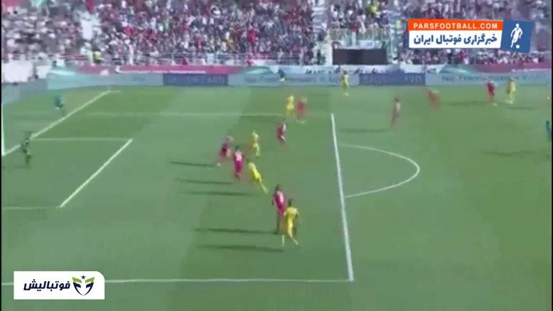 خلاصه بازی استرالیا ۳-۰ فلسطین
