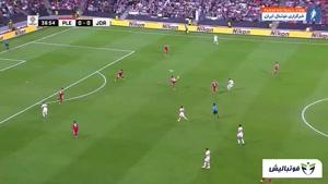 خلاصه بازی فلسطین 0-0 اردن جام ملت های آسیا 2019