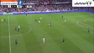 خلاصه بازی ایران 0-3  ژاپن