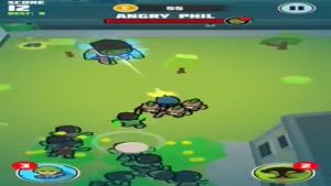 نفرت علیه زامبیها ؛ بازی موبایل Zombie Haters