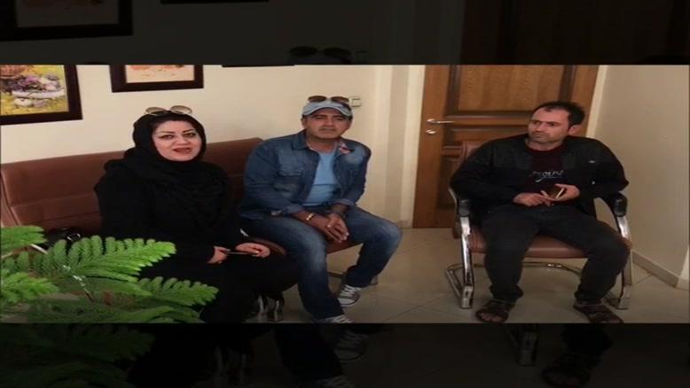 بیماران مراجعه کننده از کشور عراق